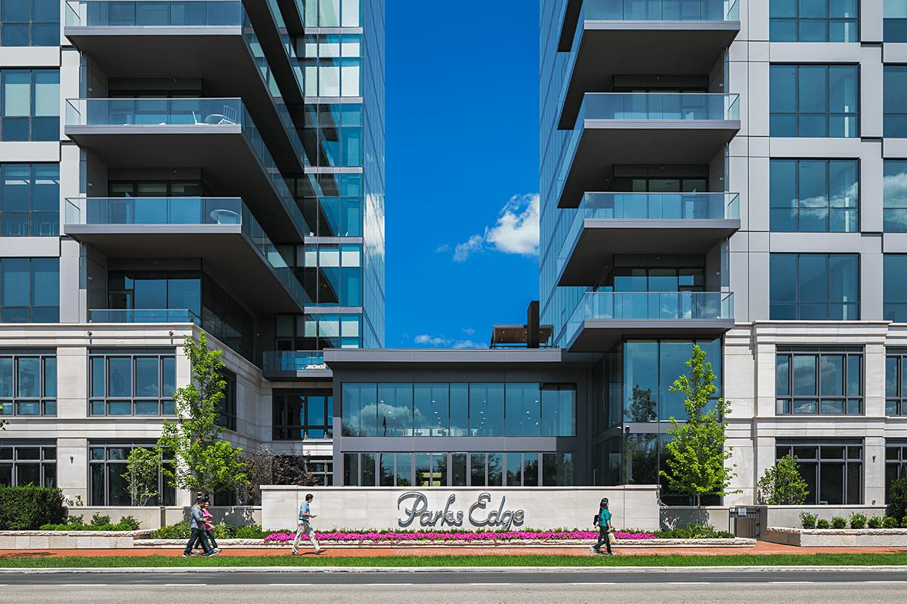 Parks Edge Condos Building