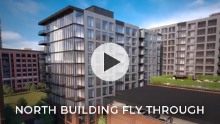North Building fly through